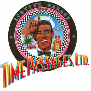 Scotty's Garage by Time Passages, Ltd.